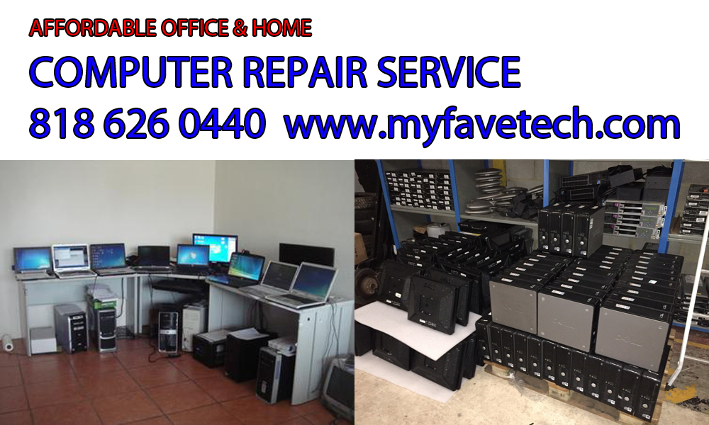 computer repair canoga park 91303 91304