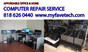 computer repair north hollywood