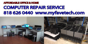computer repair sherman oaks